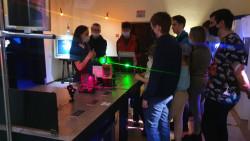 Экскурсия для студентов в «Музей оптики Университета ИТМО»