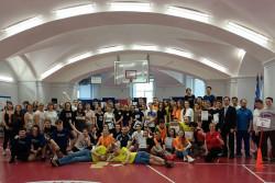 Фестиваль по адаптивным видам спорта среди студентов высших учебных заведений